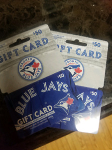 Blue Jay gift cards