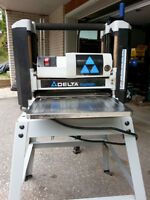 """Delta Planer - 121/2""""x6"""" and 10"""" Ryobi table saw"""