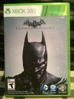Batman: Arkham Origins - Microsoft XBOX 360 - Complete