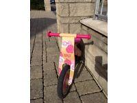 Tidlo Girls Balance Bike
