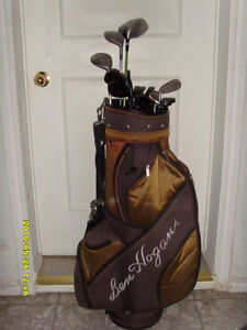 SELECT EDITION RH GOLF CLUBS - $190