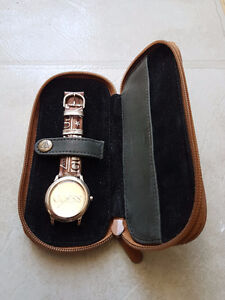Guess watch & carry case
