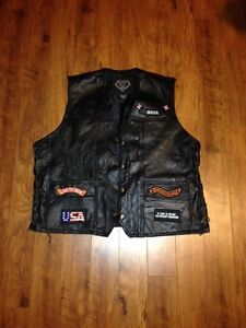 Vest for the biker in you!!