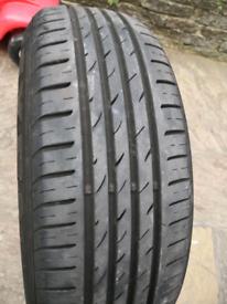 2 x NexenN blue HD Plus205/60 R16 tyres