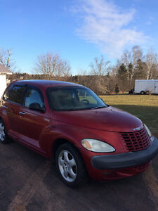 2001 Dodge PT Cruiser Limited Edition