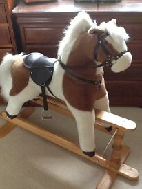 Rocking Horse - Mulholland and Baillie