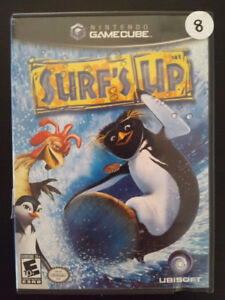 Surf's Up for Nintendo GameCube