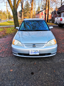 2003 honda civic clean and good condition