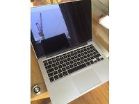 """Retina MacBook Pro 13"""" i5 2.4 256 8gb"""