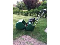 Masport Olympus 400 Cylinder Lawnmower