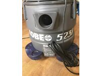 Kobe wet and dry vacuum cleaner, industrial quality!