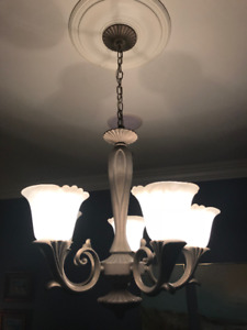 Ceiling Light, only 50.00, Great Shape