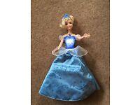 Cinderella sparkle & sound dress