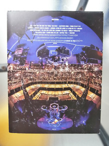 U2 FROM THE GROUND UP U2360 TOUR PHOTO BOOK LIVE CD