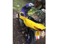 Gilera runner sp50 moped