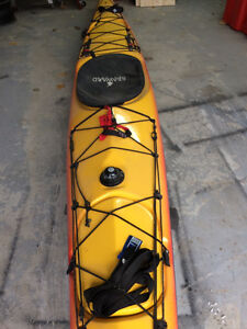 Seaward Chilco 18.5' Kevlar Sea Kayak