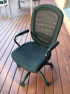 Chaise de bureau IKEA FLINTAN / NOMINEL
