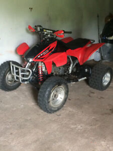 2006 450r With Papers.