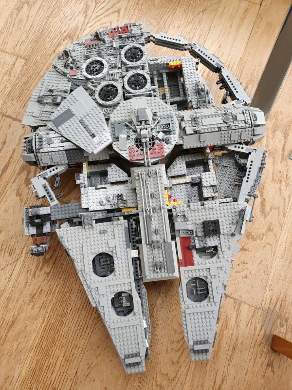 Lepin Lego UCS millennium falcon 05033 | in St Albans, Hertfordshire |  Gumtree