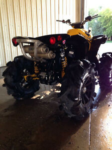 !!!!!!!!!!2015 CAN AM RENEGADE  1000XXC