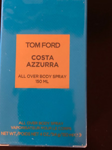 Tom Ford COSTA AZZURRA Body Spray 4oz boxed 001