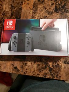 Nintendo Switch + Zelda !