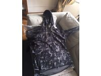 Nike tech camo jacket size XL brand New with tags