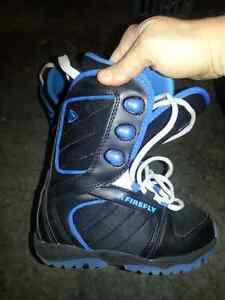 Snowboard boots size 1 - Firefly London Ontario image 3