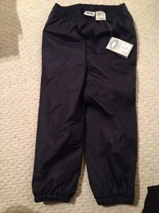 Navy Blue Size 3X Splash / Snow Pants
