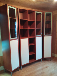 Ikea Storage shelving unit closet organiser
