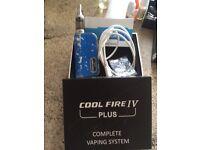Cool fire Iv plus e cig box mod 70 watt