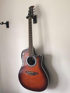 Used Ovation Guitar
