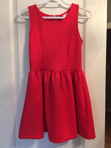 H&M Red Dress - Size 6