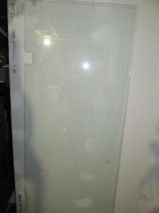 Tempered Glass Frameless Shower Door,