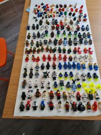 Lego Lego ninjago x140 minifigures massive bundle