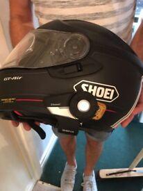 Shoei gt air helmet medium