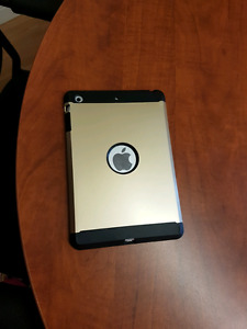 Ipad mini 2 gold case