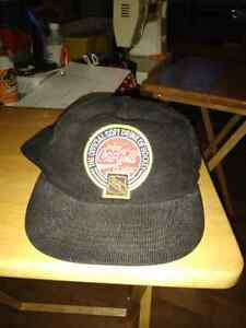 1990's Coca-Cola Classic NHL hat London Ontario image 1