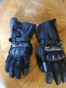 Icon fall/winter riding gloves motorcycle gloves