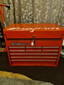 🧰🧰 Snap On KRA63A 9 drawer racing tool box 🧰 🧰