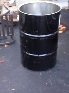 Poubelle en Metal/ Autre / Metal Garbage can or other