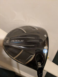 Brand New Ladies Callaway Rogue Driver