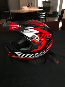 Selling brand new dirt bike helmet