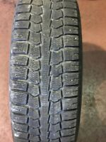 195/65r15 used winter tires