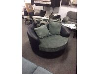 Brand New Shannon Cuddle chair for sale! Warehouse Clearance!