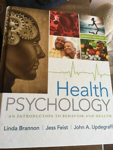 Health Psychology 8th Edition For Sale