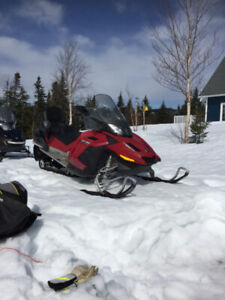 Skidoo GTX 1200 For Trade