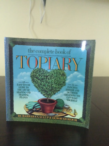 Complete Book of Topiary