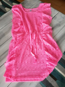 Swim cover up size 16