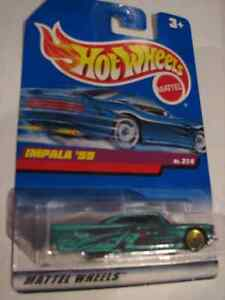 Hot Wheels #46, in the original packages